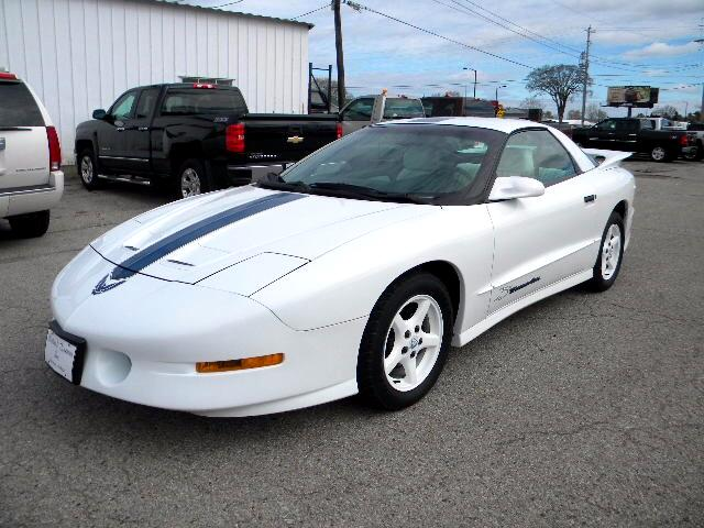 1994 Pontiac Firebird Formula Coupe 25th Ann