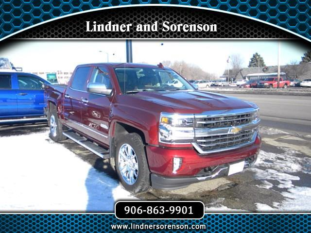 2016 Chevrolet Silverado 1500 High Country Crew Cab Short Box 4WD