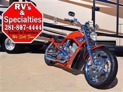2005 Harley-Davidson VRSCSE