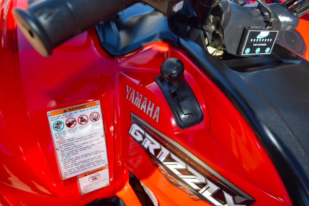 2008 Yamaha Grizzly 700FI
