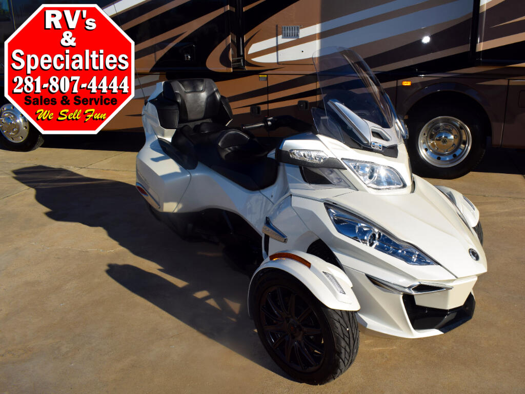 2014 Can-Am Spyder RTS LIMITED
