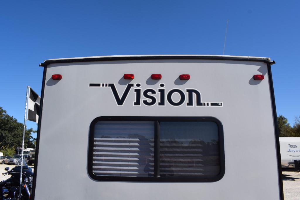 2015 KZ Recreational Vehicles Vision 23RLS