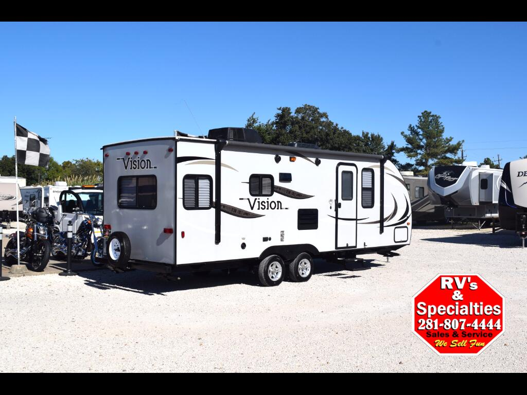 2015 KZ Recreational Vehicles Vision 23RLS