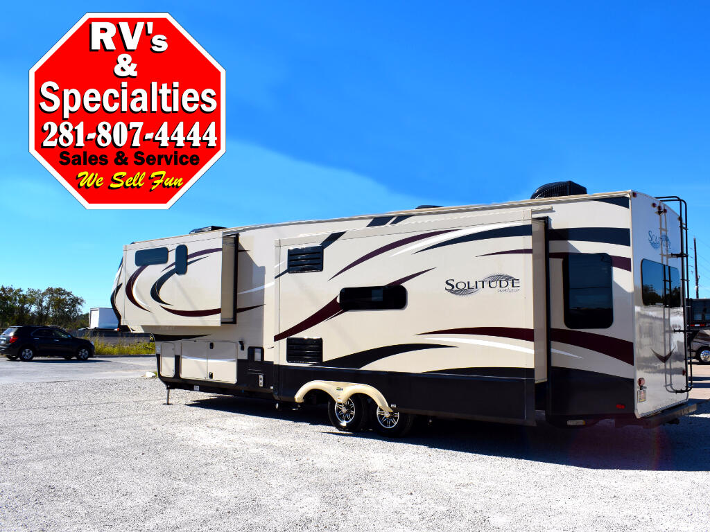 2016 Grand Design Solitude 384GK