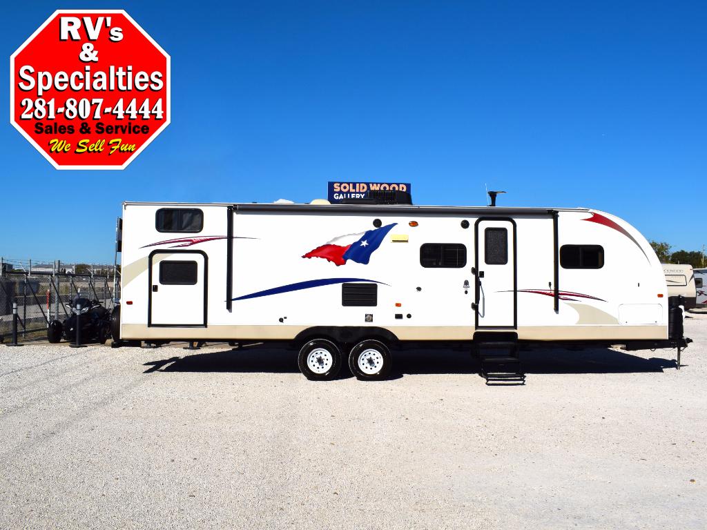 2013 Skyline Texan 320