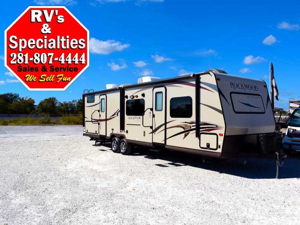 2014 Forest River Rockwood 2909SS