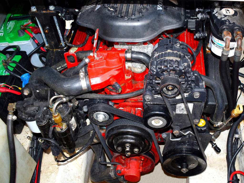 2006 Larson Cabrio 274
