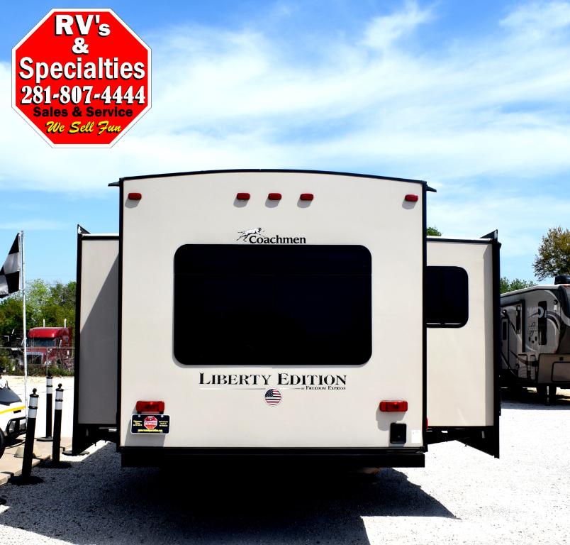 2015 Coachmen Freedom Express 293RLDS