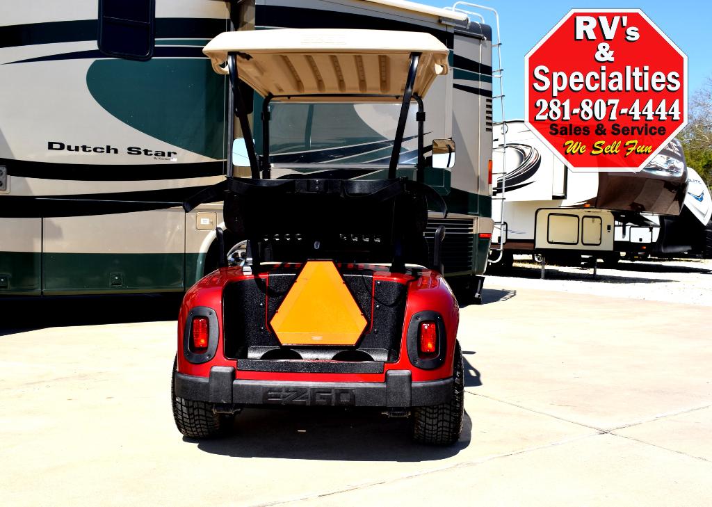 2010 EZ-GO Golf Cart RXV SPORT