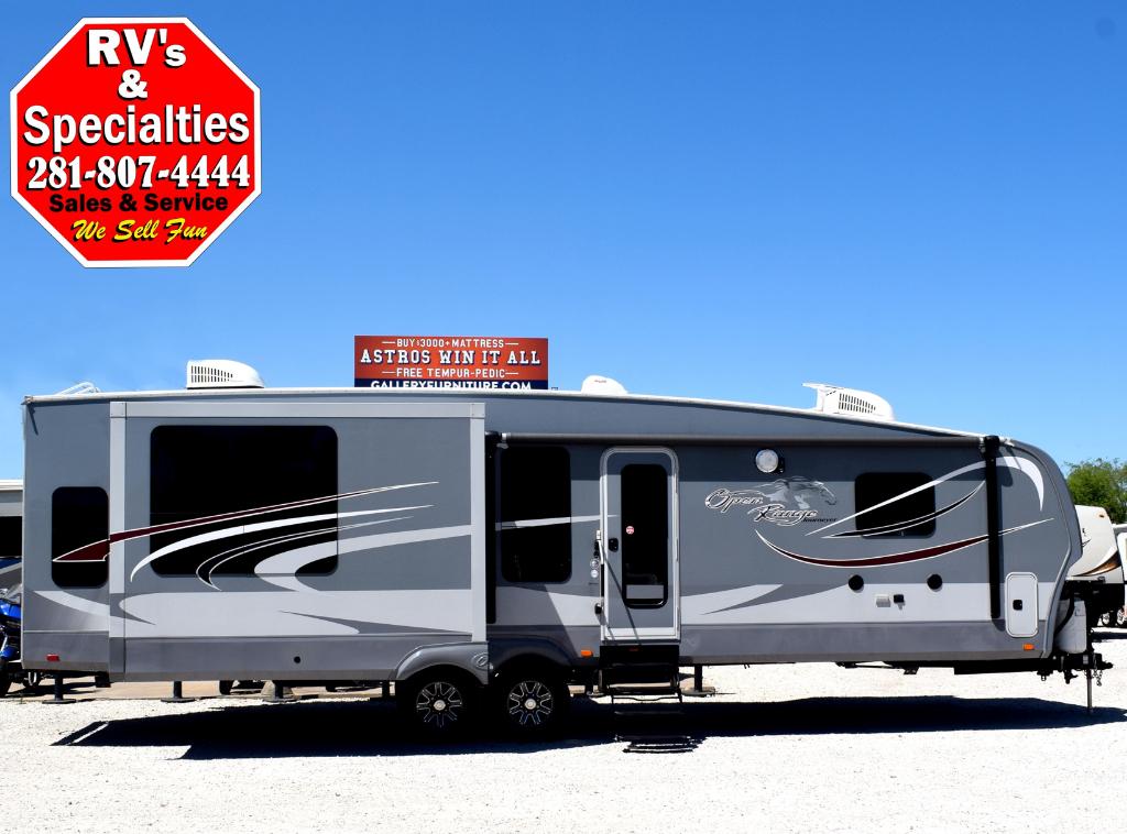 2015 Open Range RV Journeyer 337RLS
