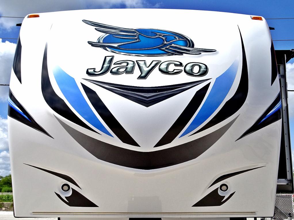 2015 Jayco Seismic 3914