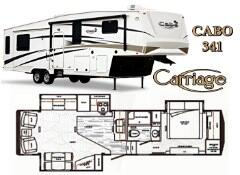 2011 Carriage RV Cabo
