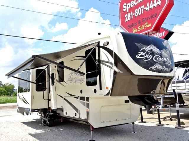 2015 Heartland Big Country 3150 RL