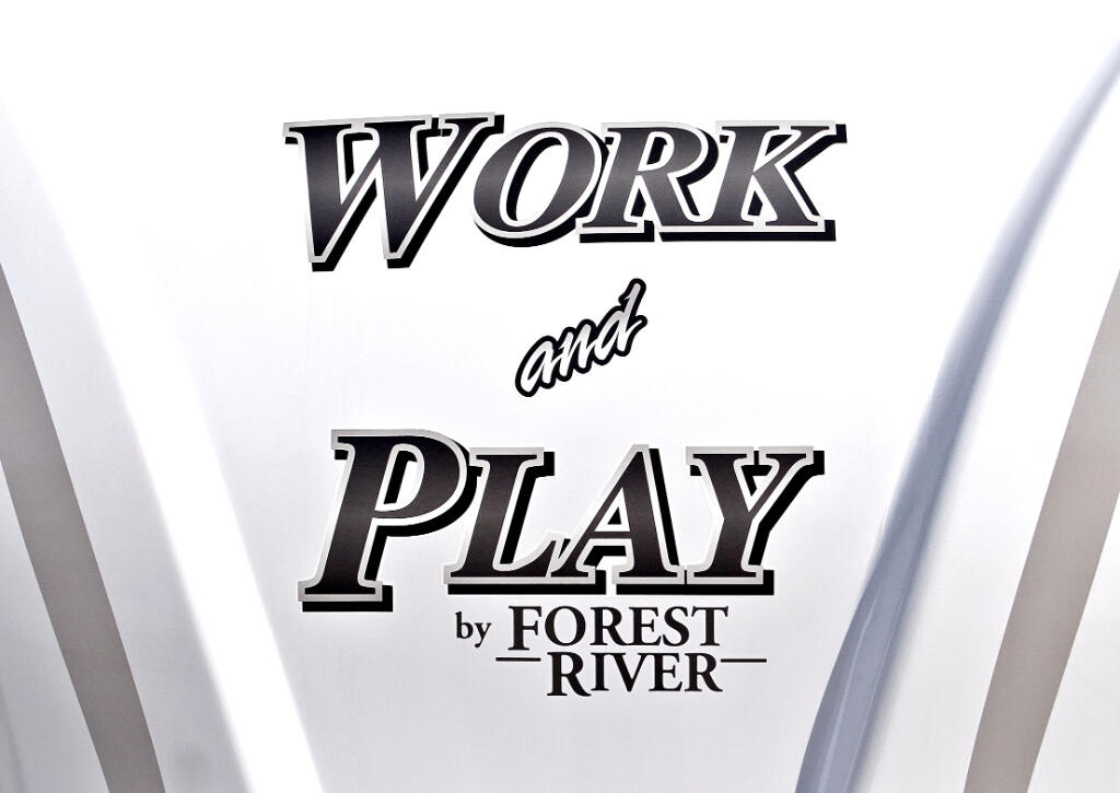 2017 Forest River Work-N-Play 25WB