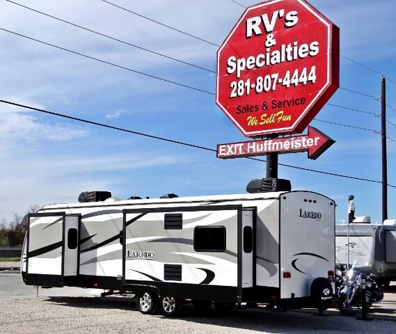 2015 Keystone RV Laredo 314RE