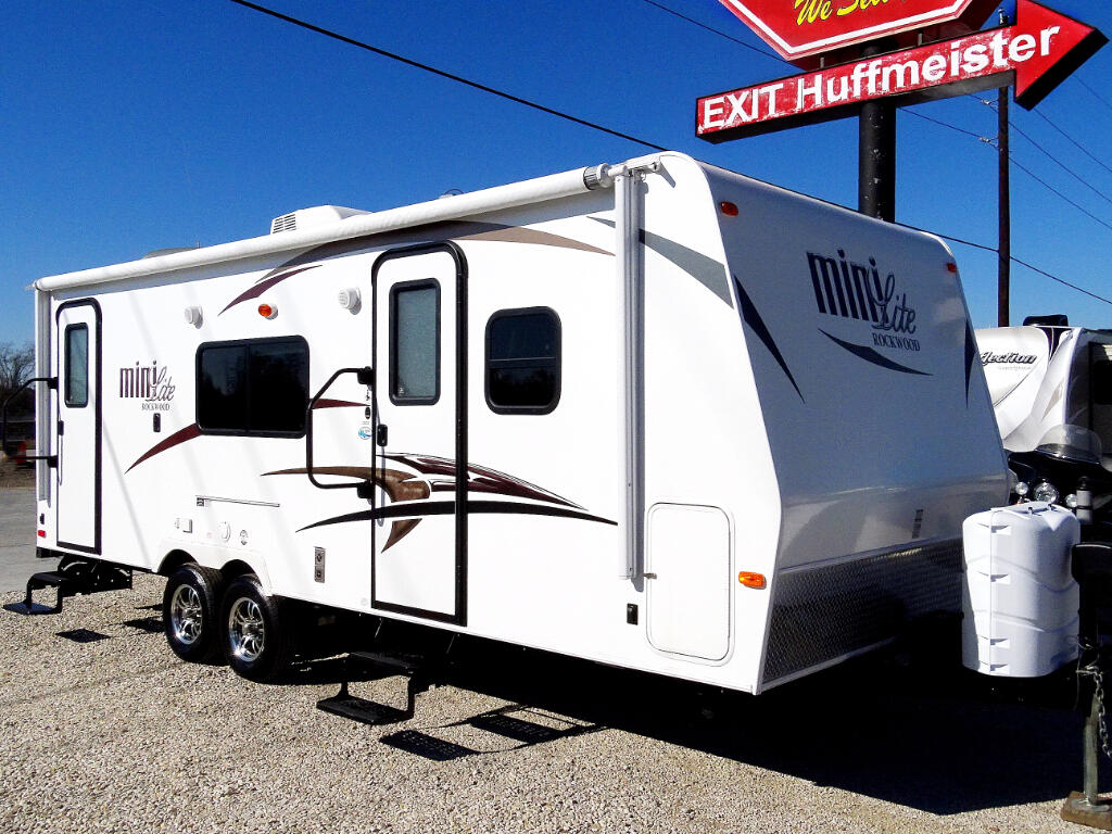 2015 Forest River Rockwood Mini-Lite 2503S