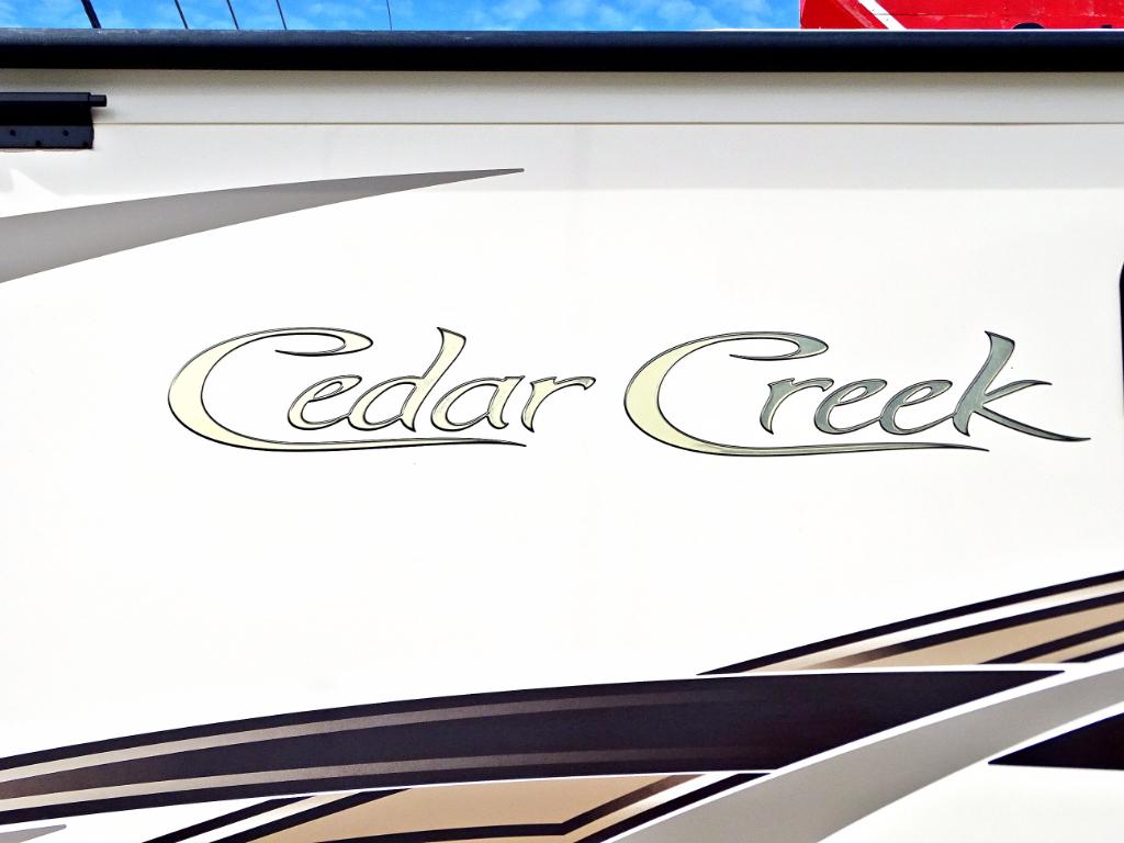 2015 Forest River Cedar Creek 38RE