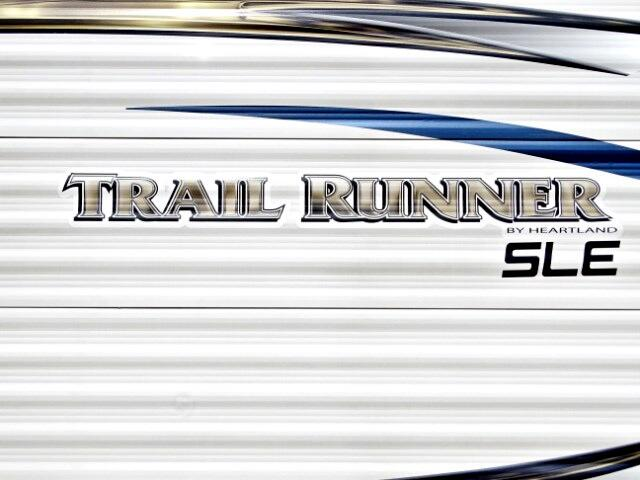 2015 Heartland Trail Runner 23SLE