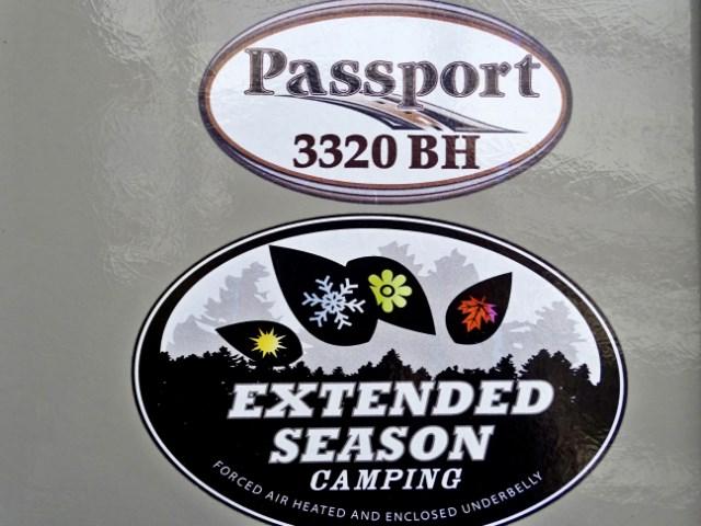 2014 Keystone RV Passport 3320BH