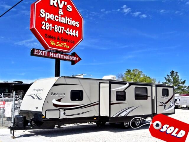 2014 Keystone RV Passport 3320BH