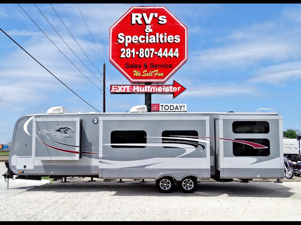 2016 Open Range RV Roamer 310BHS