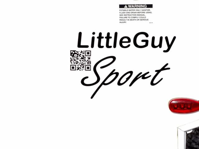 2013 Little Guy 6 Wide Teardrop