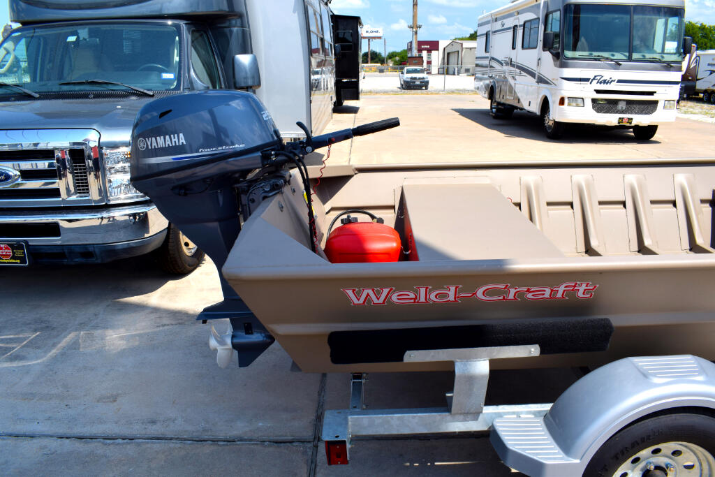 2015 Weld Craft 17