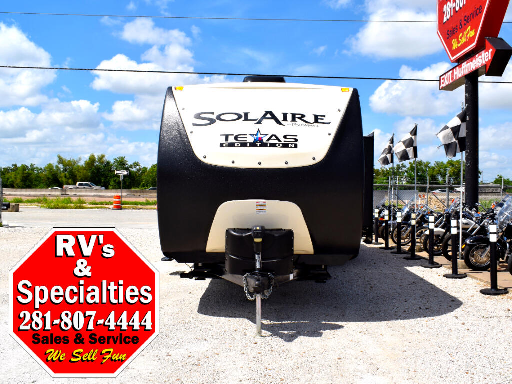 2016 Palomino SolAire 297RLDS