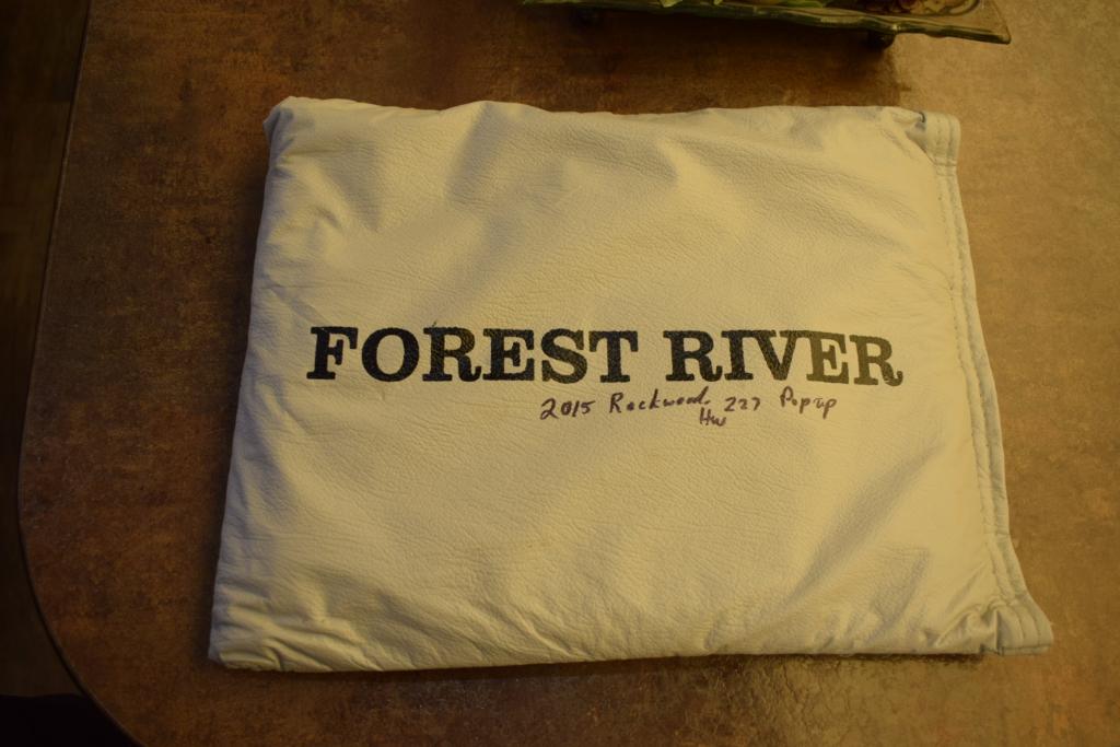 2015 Forest River Rockwood HW277