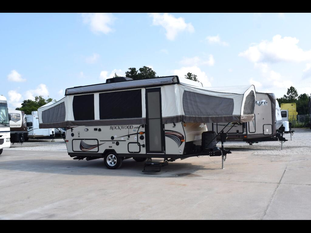 2015 Forest River Rockwood HW277