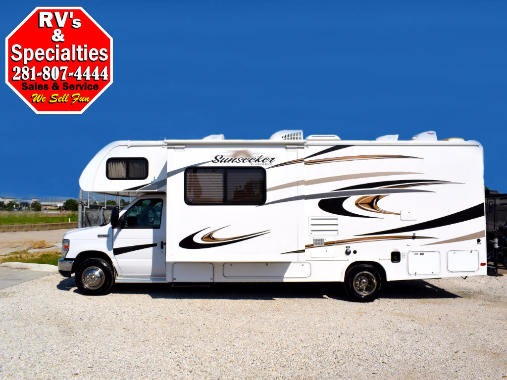 2014 Forest River Sunseeker 2700DS
