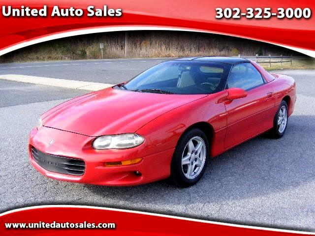 1998 CHEVROLET CAMARO | ONLY 72k | AUTOMATIC | T-TOPS