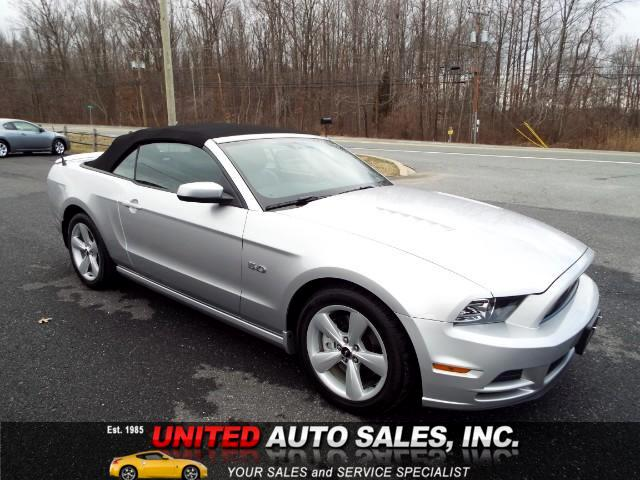 2014 Ford Mustang GT Premium Convertible