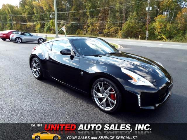 2013 Nissan 370Z Touring Sport NAV Coupe