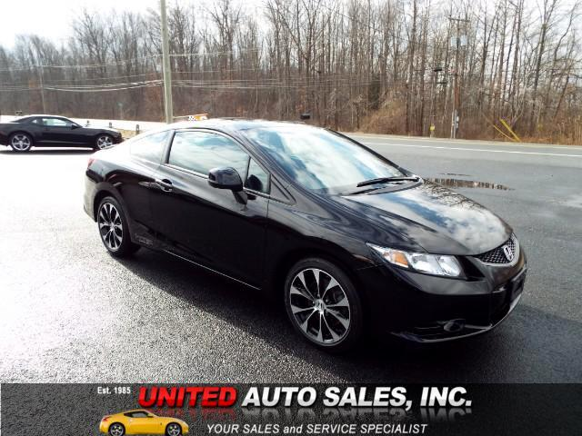 2013 Honda Civic Si Coupe