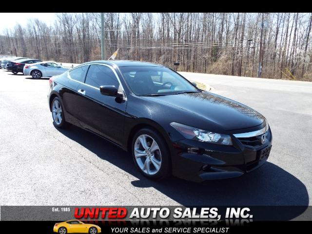 2011 Honda Accord EX-L V-6 Coupe AT