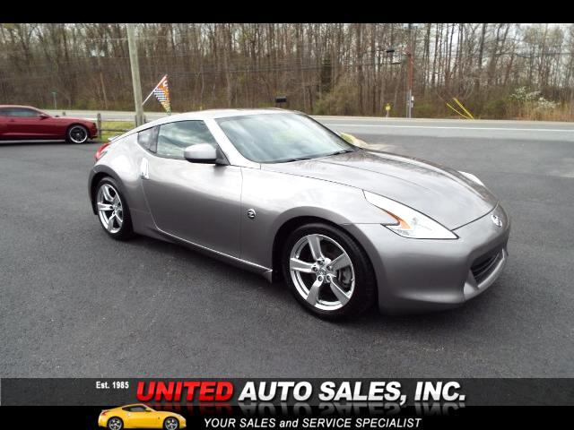2009 Nissan 370Z Touring NAV Coupe