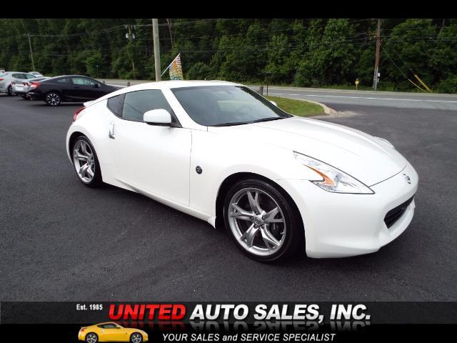 2012 Nissan 370Z Touring Sport NAV Coupe
