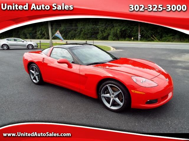 2013 Chevrolet Corvette 1LT Coupe Manual