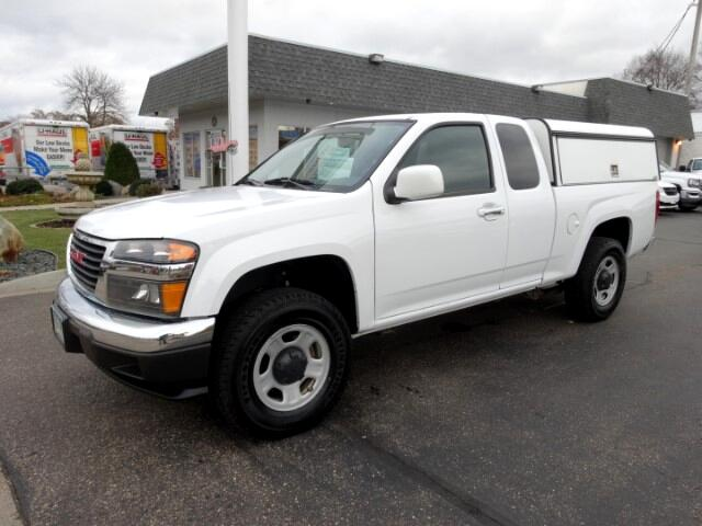 2011 GMC Canyon Work Truck Ext. Cab 4WD