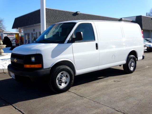 2015 Chevrolet Express 3500 Cargo Van