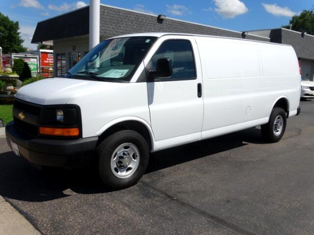 2016 Chevrolet Express 2500 Cargo Extended