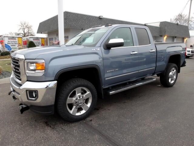2016 GMC Sierra 2500HD SLT Double Cab 4WD