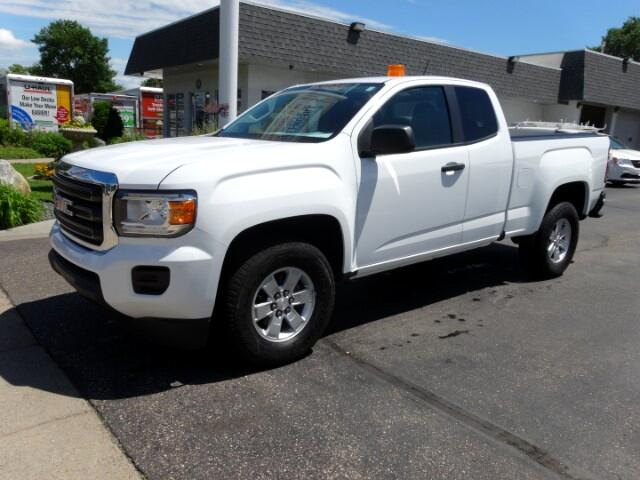 2015 GMC Canyon Work Truck Ext. Cab 2WD