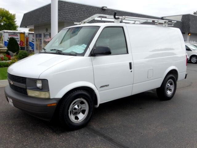 2002 Chevrolet Astro Cargo Van 2WD
