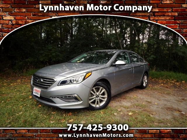 2015 Hyundai Sonata Power Sunroof, Bluetooth, 25k Miles, One Owner