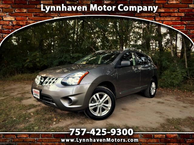 2015 Nissan Rogue Select SEL AWD Rear Camera, Bluetooth, 25k Miles!