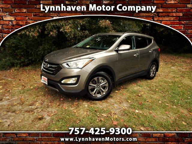 2015 Hyundai Santa Fe Sport w/ Leather Int., Camera, Blind Spot Monitor!