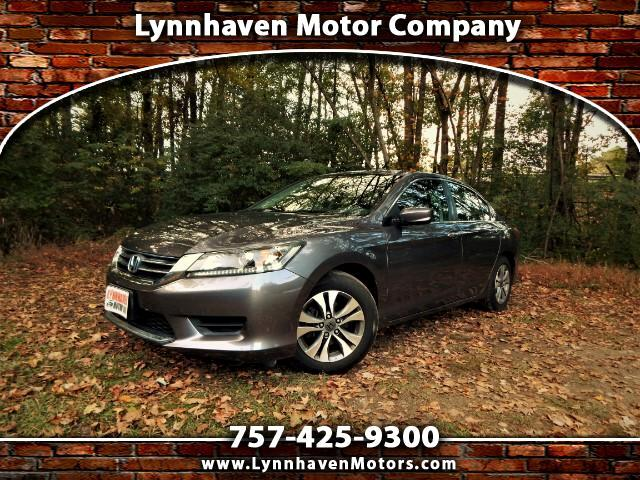 2014 Honda Accord LX w/ Rear Camera, Bluetooth, 25k Miles, 1 Owner!