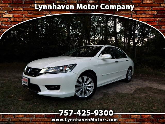 2014 Honda Accord Rear & Side cameras, Sunroof, 22k miles, 1 Owner!